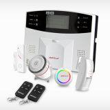 2016 het Goedkope Alarm van China! GSM van de Veiligheid van het huis het Systeem van het Alarm in China wordt gemaakt dat