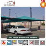 Barraca do estacionamento do carro para o uso permanente e provisório