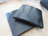 Strato di gomma di Viton di alta qualità, strato di gomma di FKM, strato di Fluorubber con il nero, Brown, ecc. verde