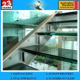 vidro laminado colorido 4.38-42.3mm com AS/NZS2208: 1996