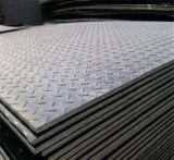 Aço Carbono xadrez A36 Q235 Chapa de Aço