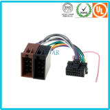 Auto Car Radio ISO Wiring Cable Harness를 위한 전자 Wire Harness