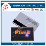 Cartão de fita magnética ISO Cr80 PVC