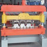 Het Broodje dat van het Dek van de Bundel van de Staaf van het staal Machine vormt