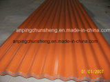 Webart Shape Steel Sheet für Roofing Using