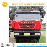 336HP 8X4新しいHongyan Kingkanのダンプのダンプカートラック
