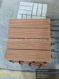 Grano de madera WPC piso sólido de bricolaje