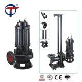 Bewegliche Abwasser-Klärschlamm-Übergangswasser-Pumpe