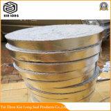 Keramische Faser-Streifen-Verpackung kann in allen Arten thermisches Geräten-und Wärme-Übertragungs-System für Feuer, Feuer, Wärmeisolierung und Friktions-Materialien verwendet werden