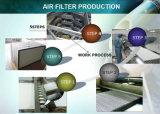 Filtre à air en aluminium du séparateur HEPA de pli profond de série de Gyk