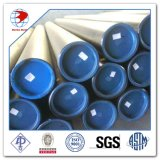 Carbon saldato Steel Pipe Stpg370-E con Black Paiting