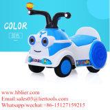 4 عجلة أطفال أرجوحة سيارة مع لون موسيقى