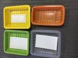 Recipientes de armazenamento plásticos do alimento do vácuo da venda por atacado do uso da indústria da carne e das aves domésticas em Walmart