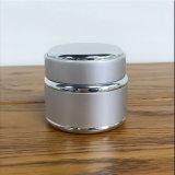 Опарник высокого качества косметический Cream с алюминиевым изготовлением крышки винта