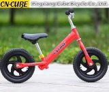 Preço barato e da cor azul, vermelha, alaranjada conservada em estoque bicicleta do balanço de 12 miúdos da polegada
