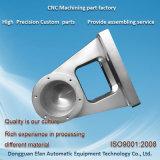 Pièces d'aluminium de fraiseuse/machine de commande numérique par ordinateur de haute précision des prix raisonnables