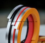 Cor de grãos de madeira decorativa banda de Borda de PVC para mobiliário de MDF