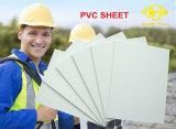 Séparation de la feuille 1-5mm de mousse de PVC de salle