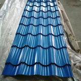 Настилать крышу строительный материал стального листа