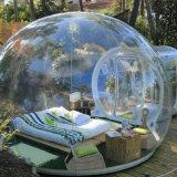 Тент из ПВХ надувные группа палатка прозрачных палатка