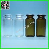 Fiala di vetro tubolare dell'iniezione