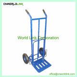 250kgs企業の鋼鉄Foldableツール手のトロリー倉庫のカート