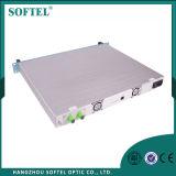 Transmisor externamente modulado óptico de la televisión por cable de FTTH con el AGC