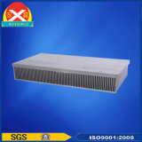 Het Profiel Heatsink van de Uitdrijving van het aluminium met SGS