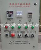 Infrarotlampen-erhitzter Spray-Stand, Beschichtung-Zeile Gerät