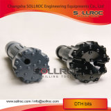 Ql60 Down The Hole DTH Hammer Bits per Drilling