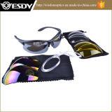 Taktisches Anti-Foguv Glas-Schutzbrillen des Schutz-C3 100%