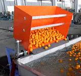Unità di lavaggio multifunzionale dell'ortaggio da frutto di Fushi, selezionatrice della frutta