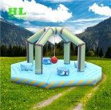 Partie gonflable Défi Twister Jeux interactifs