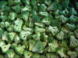 Brócolos congelados ou vegetais congelados