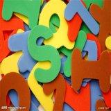 Umweltfreundliches Farben-Fertigkeit EVA-Schaumgummi-Papier, DIY Luftblasen-Papier