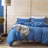 石によって洗浄される寝具3PCの羽毛布団カバーセット