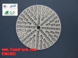 De al-Kern van PCB van de Basis van het Metaal van PCB van de Kern van het metaal (aluminium) PCB