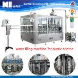 Embalaje de la botella del Aqua/máquina plásticos de la fabricación