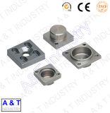 CNC paste Machinaal bewerkte Delen van het Aluminium/Messing/Roestvrij staal/de Centrale Delen van Machines aan