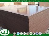 Contre-plaqué de bois de construction avec le film fait face et le faisceau de peuplier