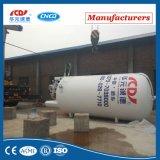 真空の粉の絶縁体の液体のアルゴン窒素の酸素の貯蔵タンク
