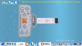 Ultraschallwellen-Fuß BADEKURORT Membranschalter-Basissteuerpult-Membranschalter