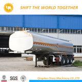 3 Wellen-Kraftstoff-Diesel-/Öl-/Treibstoff-Tanker-halb Schlussteil für Verkauf