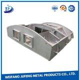 Estrutura da cama de aço carbono Suportes de estampagem de peças de fabricação de chapa metálica