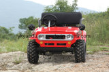 Gy6 ATV 110cc/125cc/150 cc Mini-Jeep Willys con CE