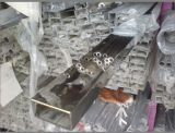 304 의 316의 스테인리스 둥근 정연한 직사각형 관/관 가격