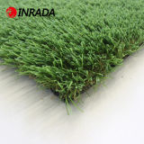 Césped artificial del fútbol, hierba artificial de la dimensión de una variable del diamante para el campo de fútbol