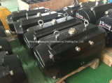 Bt Series Black Painting Aluminium Rack와 Pinion Pneumatic Actuator