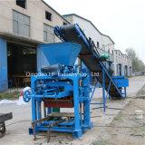 Qt4-35 Hcb Block, der Maschine manuellen hohlen Ziegelstein-Maschinen-Inder-Preis bildet