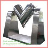 V de la máquina de mezcla de alimentos//químico cono batidora// máquina mezcladora de productos farmacéuticos a través de la ranura para la medicina en polvo